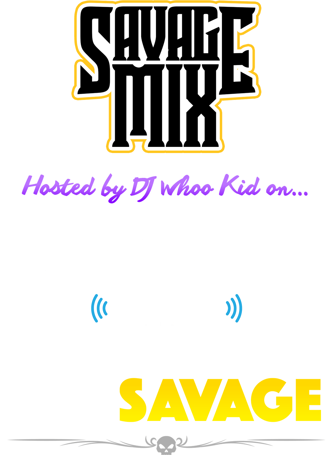 Savage Mix on Shade 45